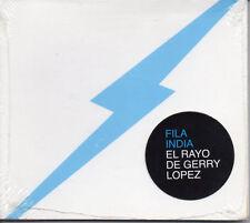 """FILA INDIA """"EL RAYO DE GERRY LOPEZ"""" DIGIPACK CD SELLADO POWER POP PUNK RAMONES"""