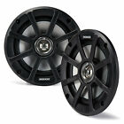Kicker PSC65 6.5 Inch 160mm PowerSports Weather-Proof Coaxial Speakers Pair