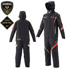 Gamakatsu Gore-Tex All Weather Fishing Suit GM-3537 Black Winter Clothes EMS