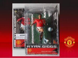 Manchester United - Ryan Giggs - Stars Of Sport Figura Azione - Rarità Nuovo +