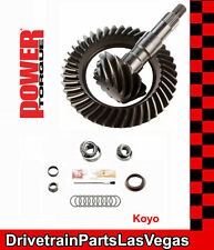 "GM Ring and Pinion Gear Set  8.5""- 8.6"" 10 Bolt 4.10 + Pinion Kit Pkg 2000-2008"