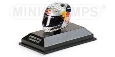 MINICHAMPS Arai Helmet Helmet Sebastian Vettel Shanghai GP 2009 1 8