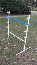 Dog Agility Equipment, Adjustable Jump Bar, Agility Training