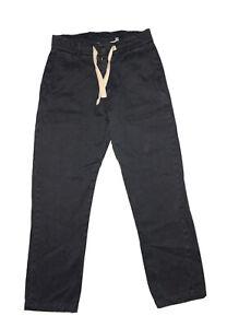 Jungmaven Hemp Pants sz XS Black