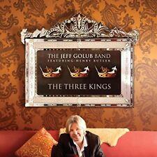 THE JEFF GOLUB BAND - THREE KINGS   CD NEUF