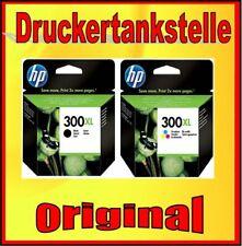 Original Cartridges hp 300 XL Set Deskjet F4210 F4224 F4272 F4280 Envy D410a Nip