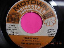 The Temptations-Cloud Nine/Runaway Child,Running Away