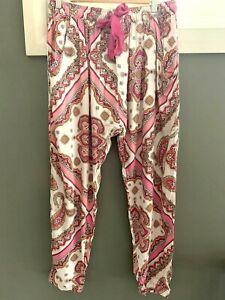 Peter Alexander Ladies Pyjama {PAISLEY BOHO  PJ PANT} Sizes S, M, L, XL + XXL