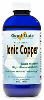 Good State - Liquid Ionic Minerals Copper (96 Servings At 2mg) (8 fl oz)