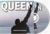 Queen Heaven For Everyone Cd Single Card Sleeve .