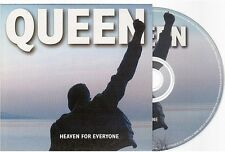 QUEEN HEAVEN FOR EVERYONE DUTCH CD SINGLE . card sleeve