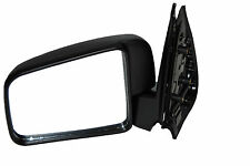 FORD COURIER PE-PH 1/1999-12/2006 LEFT HAND SIDE DOOR MIRROR BLACK