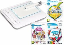 Nintendo Wii Wii U-U Draw udraw tablette bundle - 3 game bundle