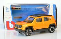 JEEP RENEGADE 1:43 Car Model Diecast Metal Models Cars Die Cast Miniature Toy