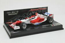 MINICHAMPS 1/43 - Panasonic Toyota Racing TF105 Jarno Trulli 403050116