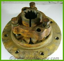 H220r H221r John Deere H Rear Hub With Clamp And Boltsbolts And Threads Good