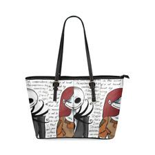 The Nightmare Before Christmas Tote Shoulder Handbag Casual Bag