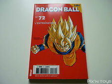 Manga Dragon Ball Glénat Slim 2nd Edition [VF] / N°72 L'entraînement