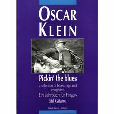 Oscar Klein - Picking the blues - Gitarrenoten [Musiknoten]