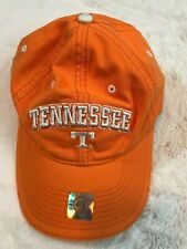 University of Tennessee Volunteers Baseball Cap Hat Orange Cotton Adjustable