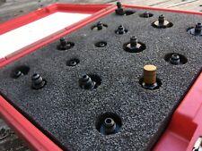 Ford Rotunda D93L-19703-B, Air Conditioning Test Fitting Set