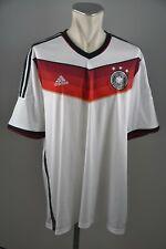 Deutschland Trikot 2014 Gr. XXL DFB Adidas WM Jersey Home Weltmeister Germany
