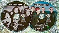 The Cranberries Dolores O'Riordan 31 Music Videos 93-2012 2 DVD Set STARS & MORE