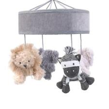 Nojo Play Day Pals Baby Boy Crib Musical Mobile Safari Animals - See Details