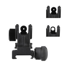 Type Rear Post Fixed Match-Grade Adjustable Iron Sight For Rifles Shotguns