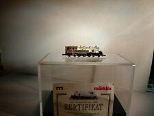 Märklin Mini Club Spur Z, 1:220, 8814, T5 , 925 er Silber , Zertifikat, NEU, OVP