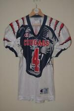 CHAMPION COUGARS 4 AMERICAN FOOTBALL JERSEY SIZE YOUTH MEDIUM