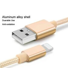 1M Braided Lightning USB Fast Charging Long Lasting Cable for Ipad & iPhone