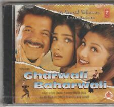 Gharwali Baharwali - Salman Khan , karishma  [Cd ] 1st Edition released Cd