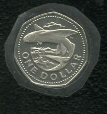 BARBADOS 1 DOLLAR 1974
