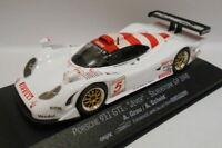 Onyx 1/43 Scale - XLM99011 PORSCHE 911 GT1 A.GRAU/A.SCHELD