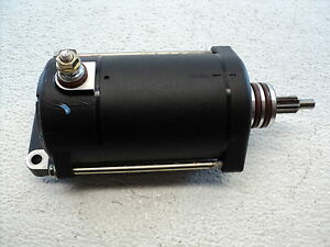 Indian Scout #7521 OEM Electric Starter