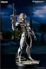 Ground Zeroes Jamais Vu RAIDEN White Armor Ver. Gecco 1/6 Metal Gear Solid V NEW