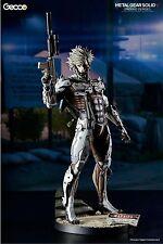 Ground Zeroes Jamais Vu RAIDEN White Armor Ver. Gecco 1/6 Metal Gear Solid V NEW