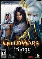 Guild Wars Trilogy - PC - Video Game - VERY GOOD