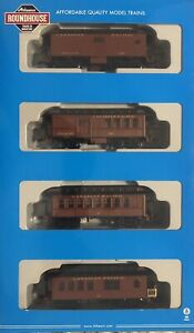ATHEARN ROUNDHOUSE RND84317 OVERTON SET CANADIAN PACIFIC CP RAIL HO SCALE NEW