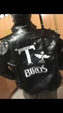 """""""Grease T-Birds Leather Jacket"""" Boys Size 9 - 10 Dance Costume"""