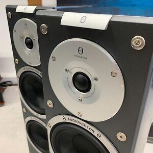 Audiovector SR3 Signature Loudspeakers / Piano Italian Grey
