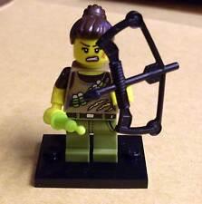 Lego Figur Dino Tracker mit Zubehör ( Dinosaurier ) - Collectible Serie 12 Neu