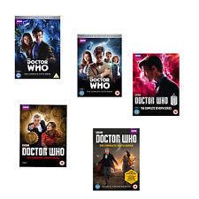 Doctor Who Complete Seasons Series 5, 6, 7, 8 & 9 DVD New & Sealed
