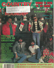 Alabama Covers Country Song Roundup February 1986 Kris Kristofferson