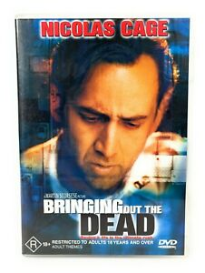 Bringing out the Dead (DVD, 1999) Nicolas Cage Region 4 Free Postage