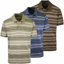 Eddie Bauer Men's Sea Striped S/S Polo T-Shirt (Retail $40) S01