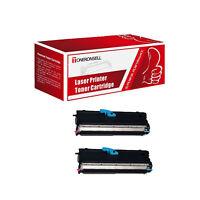 2Pcs 9J04203 Black Compatible Toner Cartridge for Konica-Minolta PagePro 1400