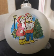 Vintage 1984 Campbell's Kids Ornament