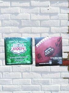 UPS Super Bowl XXXIV 2000 Promo CD ROM Win/Mac Video Music & More New Sealed